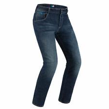 Jeans Pantaloni Moto pmj PromoJeans Rider Blu Denim Protezioni Tg 38 (52)