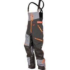 Motorfist Men's Rekon Limited Edition Bibs Pants Uninsulated - Orange