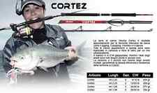 CANNE À PÊCHE CORTEZ 12 - 20 LB OKUMA 2,23 MT JIGGING POPPING INCHIKU TRINGLE