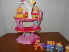 My Little Pony Ponyville Sweet Shop Ice Cream Play set with Accessories Hasbro