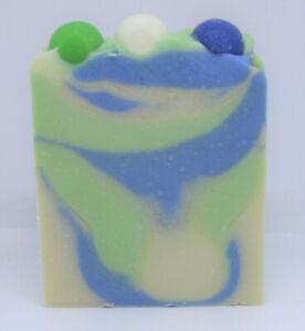 Handmade Soap - Peppermint and Eucalyptus