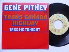 GENE PITNEY Trans Canada highway BRZ 008 Discotheque RTL