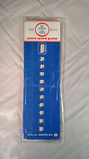 Vintage 1967 AA American Airlines Sky Club Astro Word Game brand new