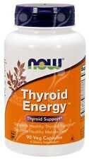 Now Thyroid Energy x90 Vcaps BESTSELLER! Iodine