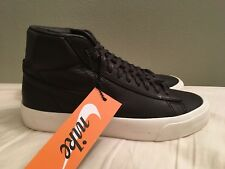 NEW DS $140 Nike Lab BLAZER Brown Leather Size 6 Sneakers Shoes Trainers Air Max