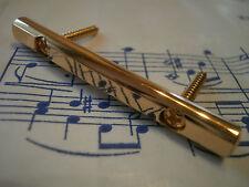 guide cordes Schaller (string retainer) +vis, doré