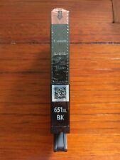 Canon CLI-651 XL  BK Black Genuine Ink Cartridge