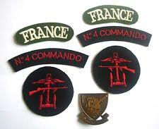 WWII - COMMANDO KIEFFER (Set de 7 - Reproductions)