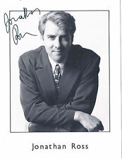 Jonathan Ross Television Presenter  Hand Signed Photograph 8 x 6
