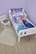 Disney Frozen Flocon de Neige Junior Bébé Duvet Couverture Ensemble Elsa Anna
