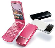 DOCOMO NEC N-01F 8.1 MP HD WATERPROOF UNLOCKED JAPANESE FLIP PHONE KEITAI N-01E