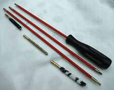 Barrel CLEANING KIT Air Rifle Pistol Gun Airgun Rimfire .22 Brushes & Rods 5.5mm
