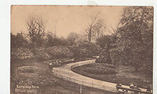BF17190 battersea park united kingdom eangland front/back image