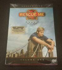 Rescue Me: Season 5, Volume 1 (DVD, 2009, 3-Disc Set) part tv show series NEW