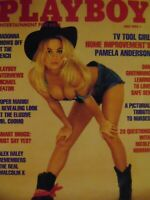 Playboy July 1992 Centerfold Collector Cards 1996 Card #115 Pamela Anderson