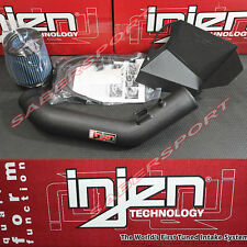 INJEN Short Ram Intake w/ Heat Shield (Black) 2012-2016 BMW 335i 435i M235i M2