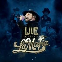 La Mafia CD NEW Live in Mexico CD + DVD Edition 602577962240 NOW SHIPPING!