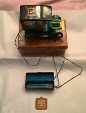 Vintage Oldtimers No. 800 Electric Remote Control Car with Lighting Lamps