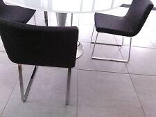 Poliform 4 chairs Sweet Studio Kairos 2003