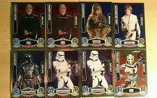 Force Attax - Star Wars Movie Card Serie 1 - 3 Glanzkarten aussuchen Star Card