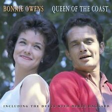 BONNIE OWENS - QUEEN OF THE COAST NEW CD
