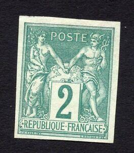France Colonies 1879 stamp Y&T#30 MNG CV=20€ Very fresh