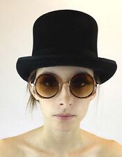 New Sunglasses Cyber Steampunk Glasses Unisex Victorian Fantasy Tortoise Shell