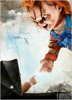 Chucky Movie Canvas  WALL ART VARIOUS SIZES