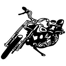 MOTORBIKE LOW RIDER CAR DECAL STICKER