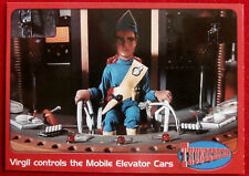 THUNDERBIRDS - Virgil Controls the Mobile Elevator - Card #49 - Cards Inc 2001