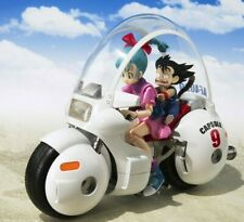 Bandai S.h.figuarts Dragonball Bulma's Moto (bicicletta) Hoipoi Capsula No.9