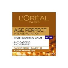 Loreal Age Perfect Intense Nutrition Rich Repairing Balm NIGHT 50ml