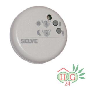 Selve i-R Light Sensor Funk Lichtsensor Rolladen Glasbruchfunktion Dämmerungsf.