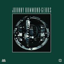 Johnny Hammond - Gears (CDBGPD 291)