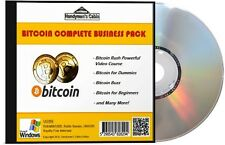 Cryptocurrency Complete Course Pack - Video, Guides, & More! DVD