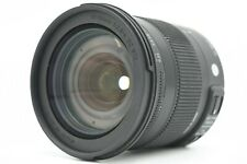 Sigma 17-70mm f/2.8-4 DC Macro (OS) HSM C Contemporary Lens for Canon EF  #P5377