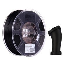 eSUN Carbon Fiber Filled Nylon 3D Printer Filament, ePA-CF Filament 1.75mm, +/-