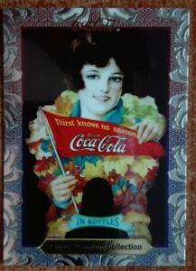 ORIGINAL CARD U.S.A*SUPER PREMIUM COCA COLA COLLECTION*N.44*-NEW,PERFECT-N.633