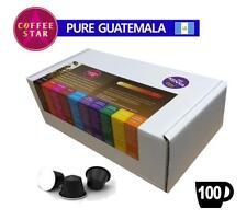 100 coffeestar Guatemala singola origine Nespresso Compatibile Capsule