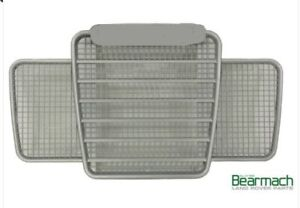 """Front Grille - Land Rover Series 3 88"""" & 109 """" - BR 0546-346346 (No Badge)"""