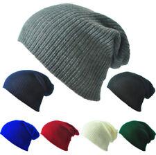 Ski Solid Hats for Men