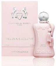 Delina Exclusif by Parfums de Marly EDP Eau de Parfum 2.5 fl oz (75 ml) ~ NEW