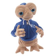 "Universal Studios 15"" Plush E.T. Extra Terrestrial Plush with Blue Hoodie"
