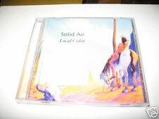 Solid Air - Local Color (2005 Globe Records GKO-032) Used CD