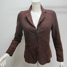 OTTOD'AME women's jacket wool mod.LIG-DG4011 col.russet size 44 winter 2012