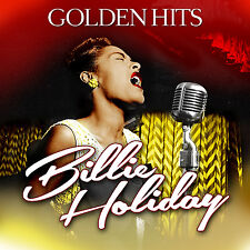 CD Billie Holiday GOLDEN HITS 2cds