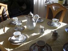 Noritake 7 Pers.Kaffeeservice Morning Jewel