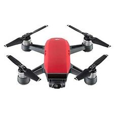 DJI Spark Mini Quadcopter Drone Lava Red 1080p 16-min Obstacle Avoidance