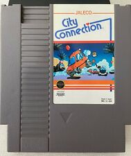 NES City Connection Authentic Tested Nintendo Entertainment System 1988
