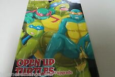 Teenage Mutant Ninja Turtles yaoi doujinshi all character (B5 32pages) OPEN UP